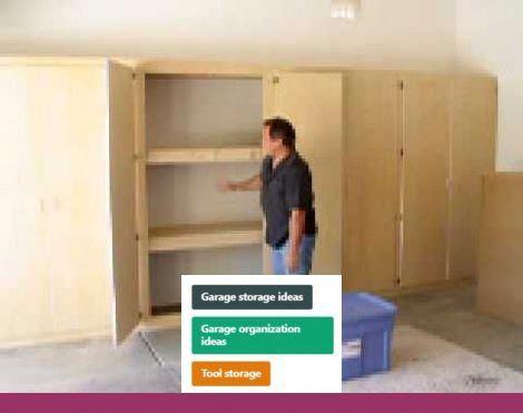 Garage Storage Solutions Tools and Garage Storage Units ...