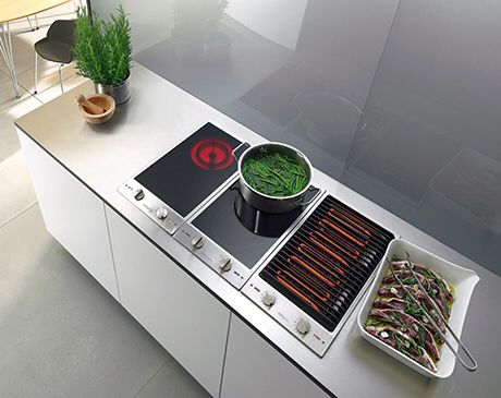 Tepanyaki grill kitchen Pinterest Grilling, Cabin and Kitchens