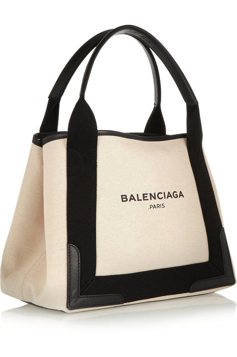 Balenciaga tote bag!   Canvas tote