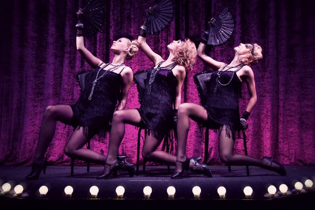 £9 for 2 VIP tickets to the Black Cherry burlesque show inc. glass of bubbly each & club entry at Rock City, Nottingham - save 61%