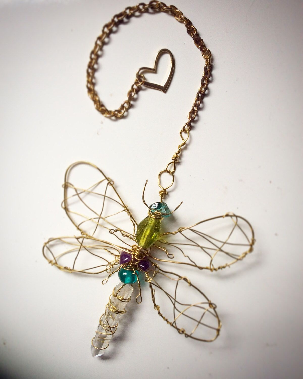 A personal favourite from my Etsy shop https://www.etsy.com/au/listing/514602051/quartz-point-bejewelled-dragonfly-custom