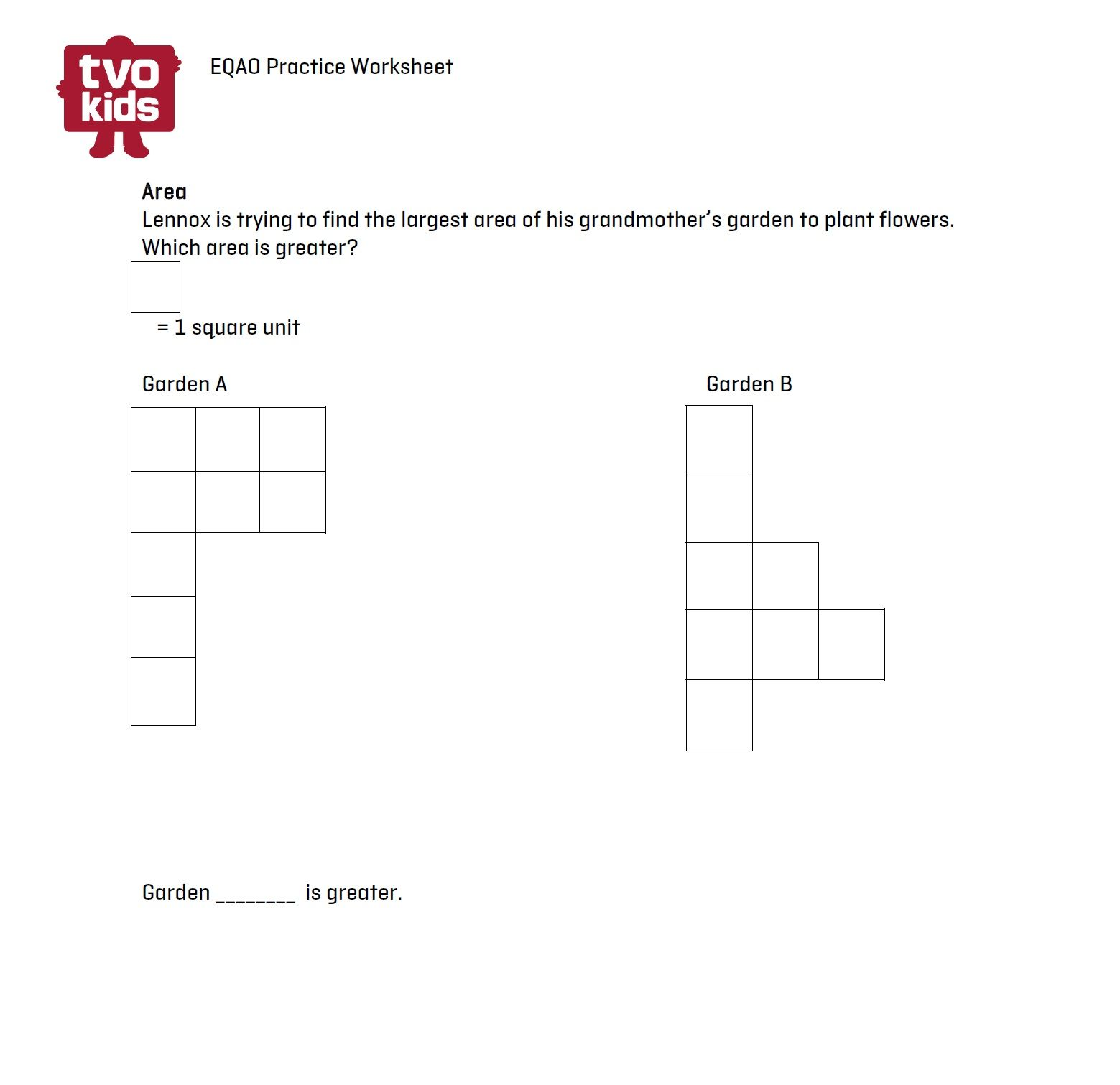 EQAO practice worksheet Grade 6 Math Probability – Grade 6 Math Practice Worksheets
