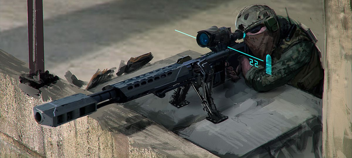 Pictures of Ghost Recon Future Soldier Concept Art - #rock-cafe