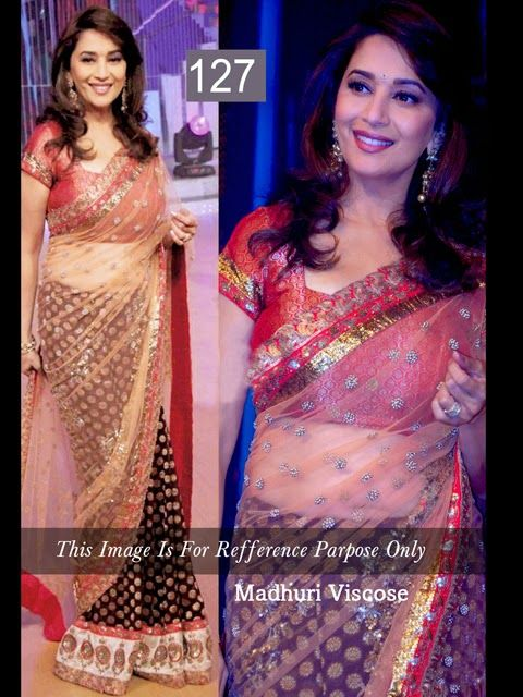 Know About #MadhuriDixit Bollywood Sarees Style  #bollywoodreplicasaree #bollywoodfashion #bollywoodsaree