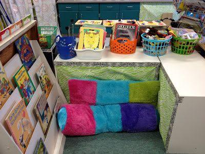 Kindergarten Classroom Library Setup - Kreative in Life