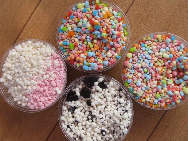 I D Also Mourn For Dippin Dots Dippin Dots Junk Food Snacks Fair Food Recipes