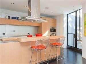 Contemporary Kitchen | Dupont Circle | Washington DC | TTR Sotheby's International Realty