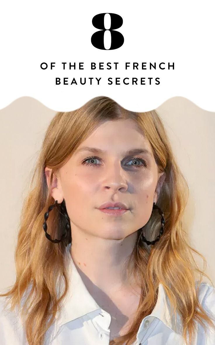 Beauty Tricks We Learned from the French  Makeup Beauty secrets