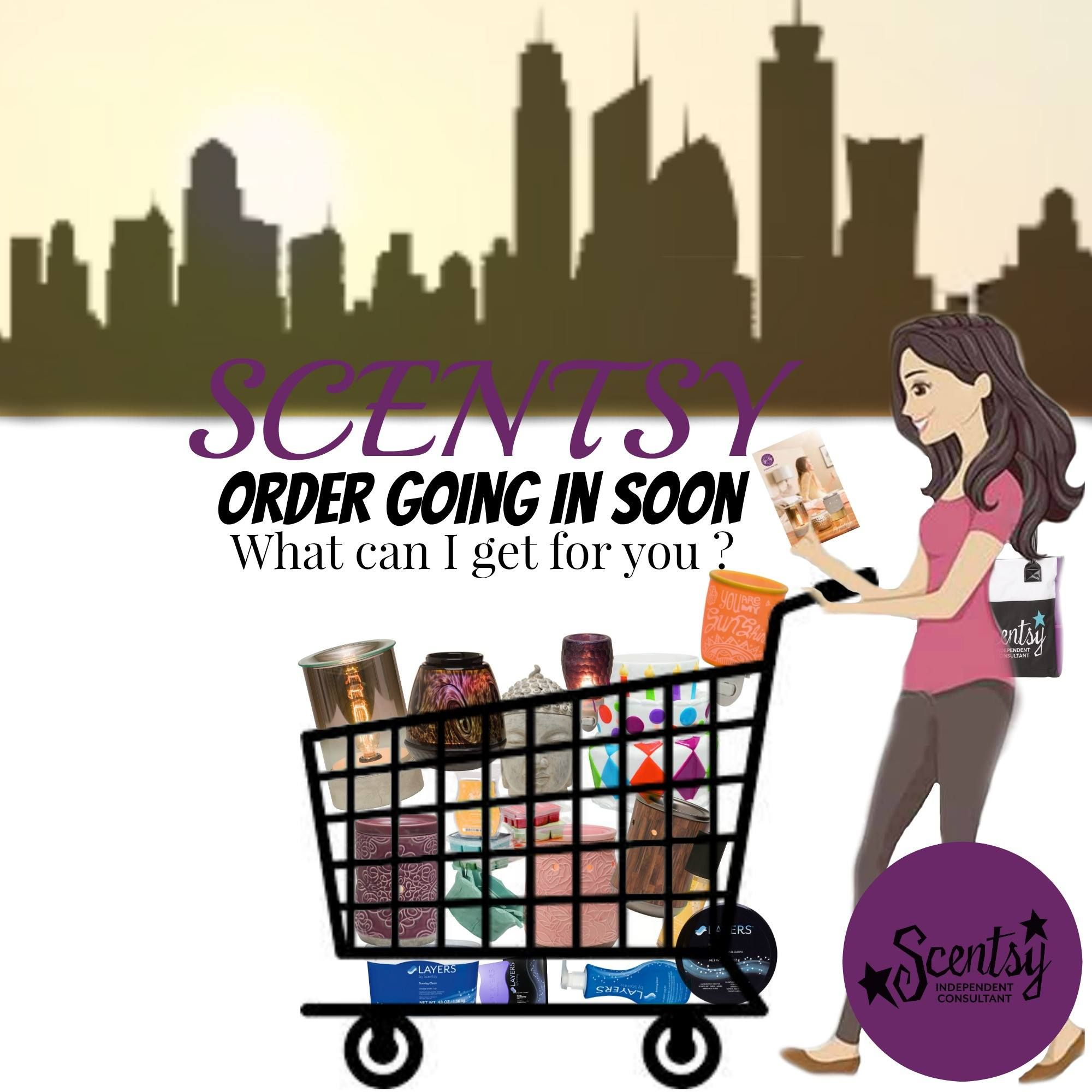 Scentsy Order Going In Soon Scentsy Products Iamwickless Www