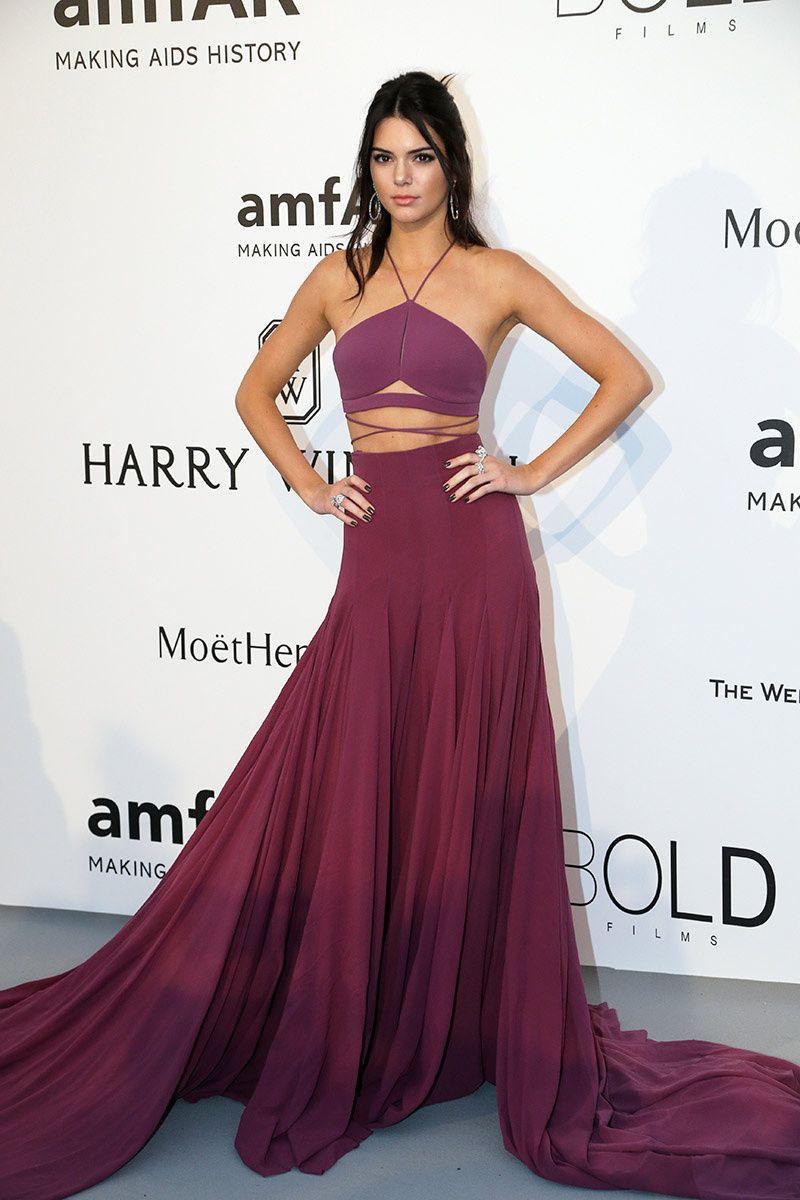 Nuestras favoritas de la Gala amfAr de ayer en Cannes Kendall Jenner ha  sabido