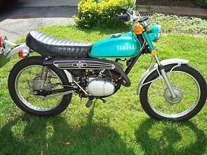 1972 Yamaha Enduro 100 Used Motorcycles Yakaz Yamaha Bikes Vintage Bikes Enduro Motorcycle