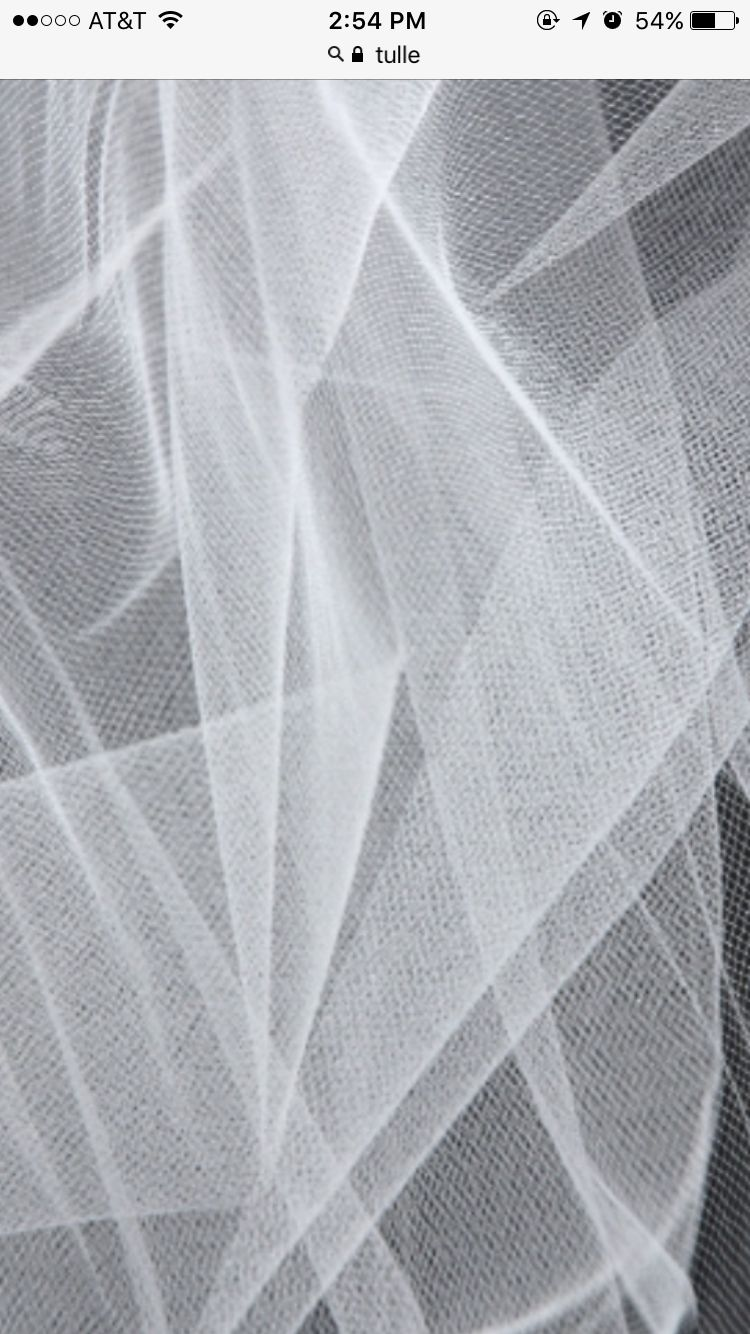 Tulle 20942 7 Bolts White Wedding 108 X 50 Yards New