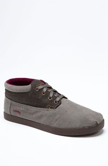 3a8ca1b9876 TOMS  Botas - Desert  Twill Chukka Boot (Men) (Limited Edition - Movember)  available at  Nordstrom