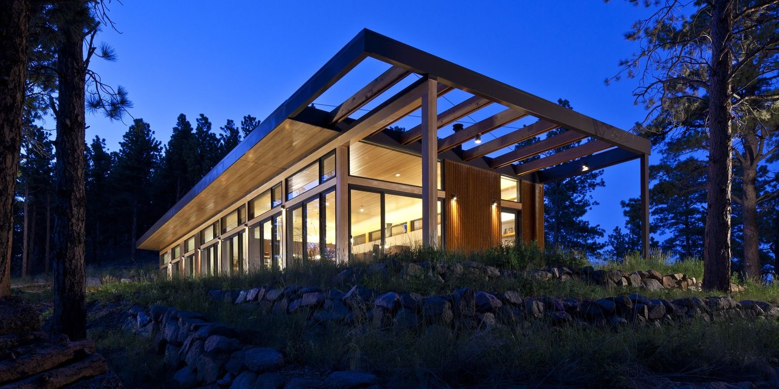 Gallery of Boulder Cabin / Dynia Architects - 11