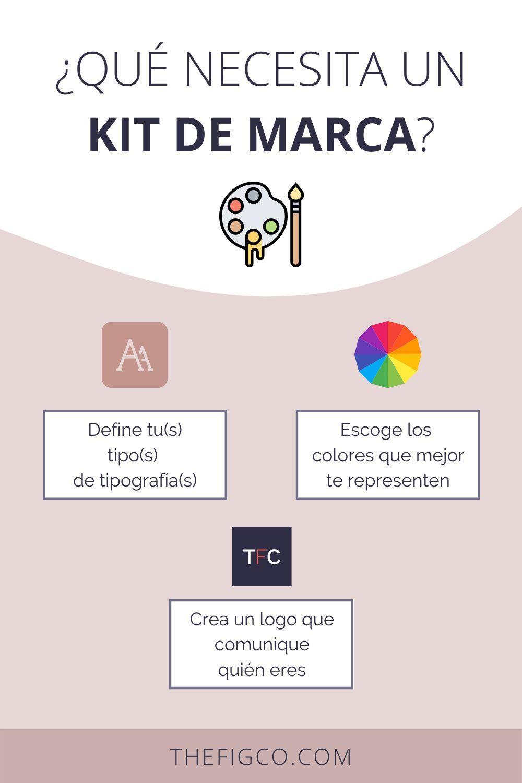 Lo Que Necesita Tu Kit De Marca Como Hacer Una Infografia Marca Personal Marca