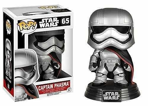 From Star Wars: Episode VII - The Force Awakens comes Captain Phasma as a Funko Pop! Description from dandyisland.com. I searched for this on bing.com/images