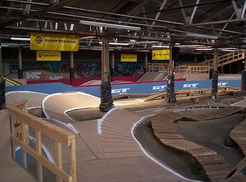 Indoor Motocross Tracks