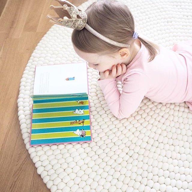 ... Allem Unsere Kuscheligen #Filzkugelteppiche, Die Auch Sehr Gut Ins  #Kinderzimmer Passen. Sie Können Ihren Ganz Persönlichen #Teppich Selbst  Gestalten ...