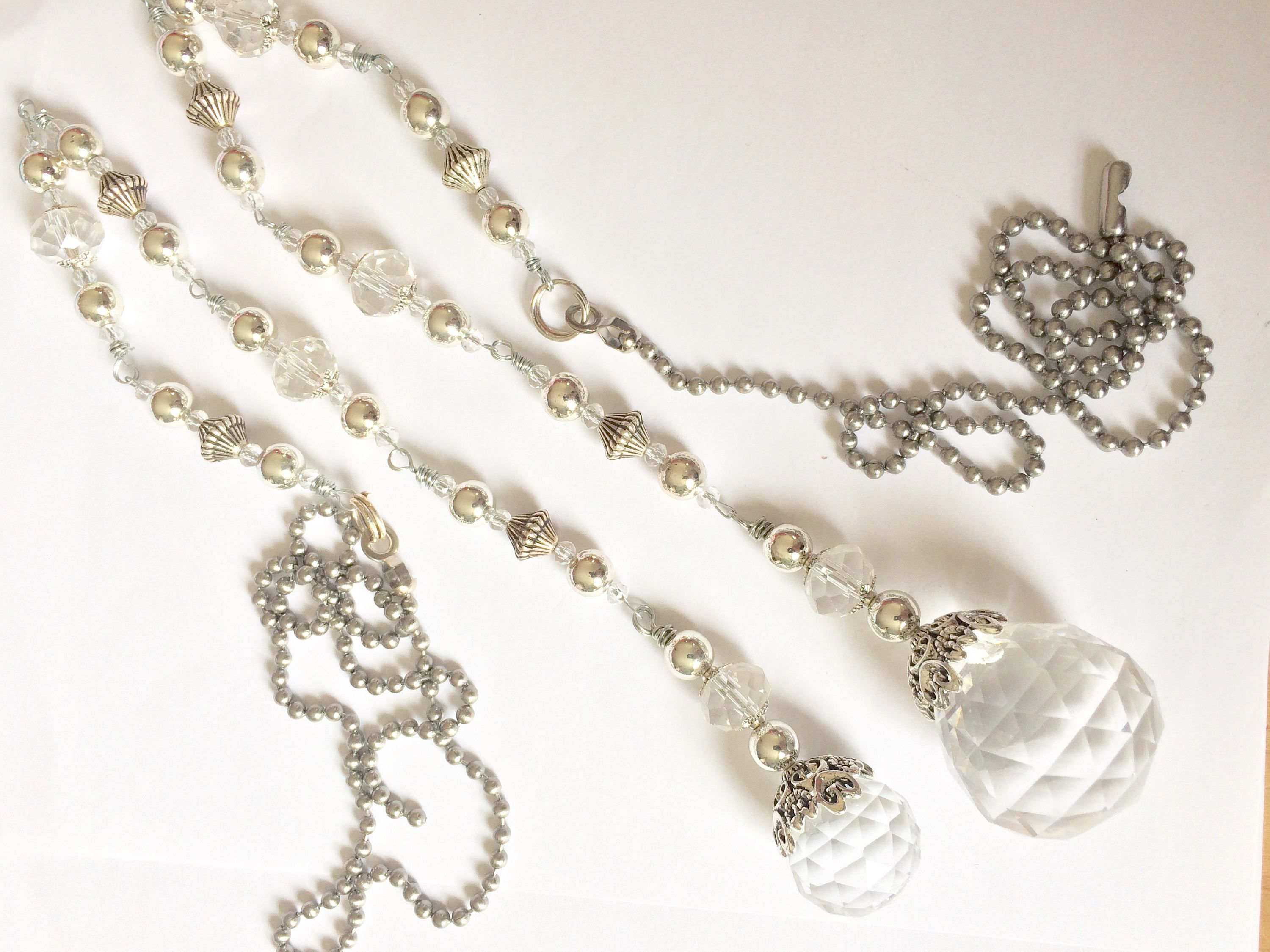 jewelry with chains chain pendant ball beautiful side myshoplah layer multi necklace antique