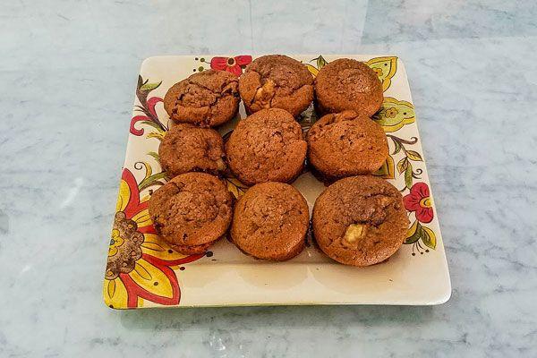 Coco Banana Muffins – The Goody Life