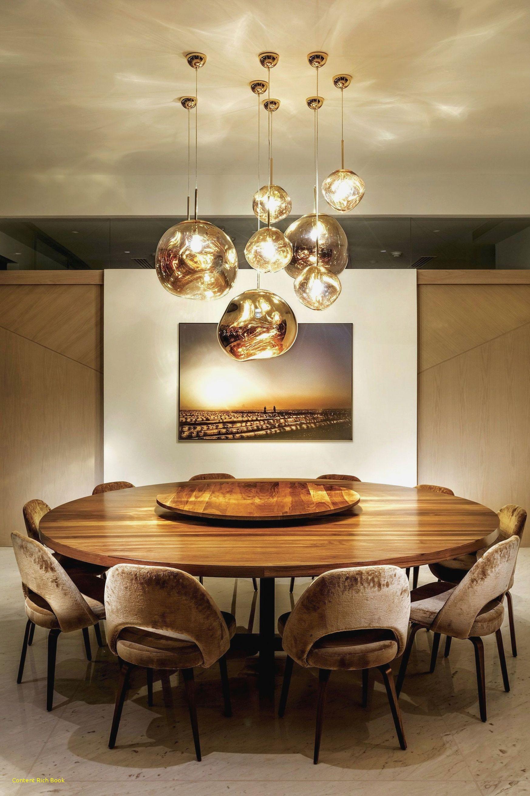 Unique Pendant Lights Kitchen Island Ruang Makan Modern Desain Meja Makan Desain Ruang Makan