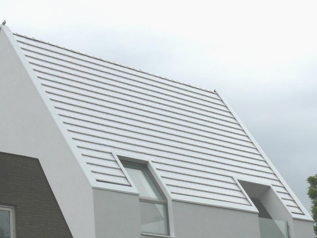 Keramische Dakpannen Meyer Holsen Bh Keramiek Dakpannen Architectuur Moderne Architectuur