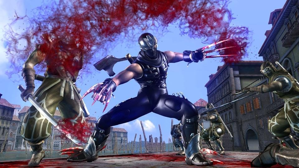 Five Of The Best Things About Xbox 360 S Ninja Gaiden 2 In 2020