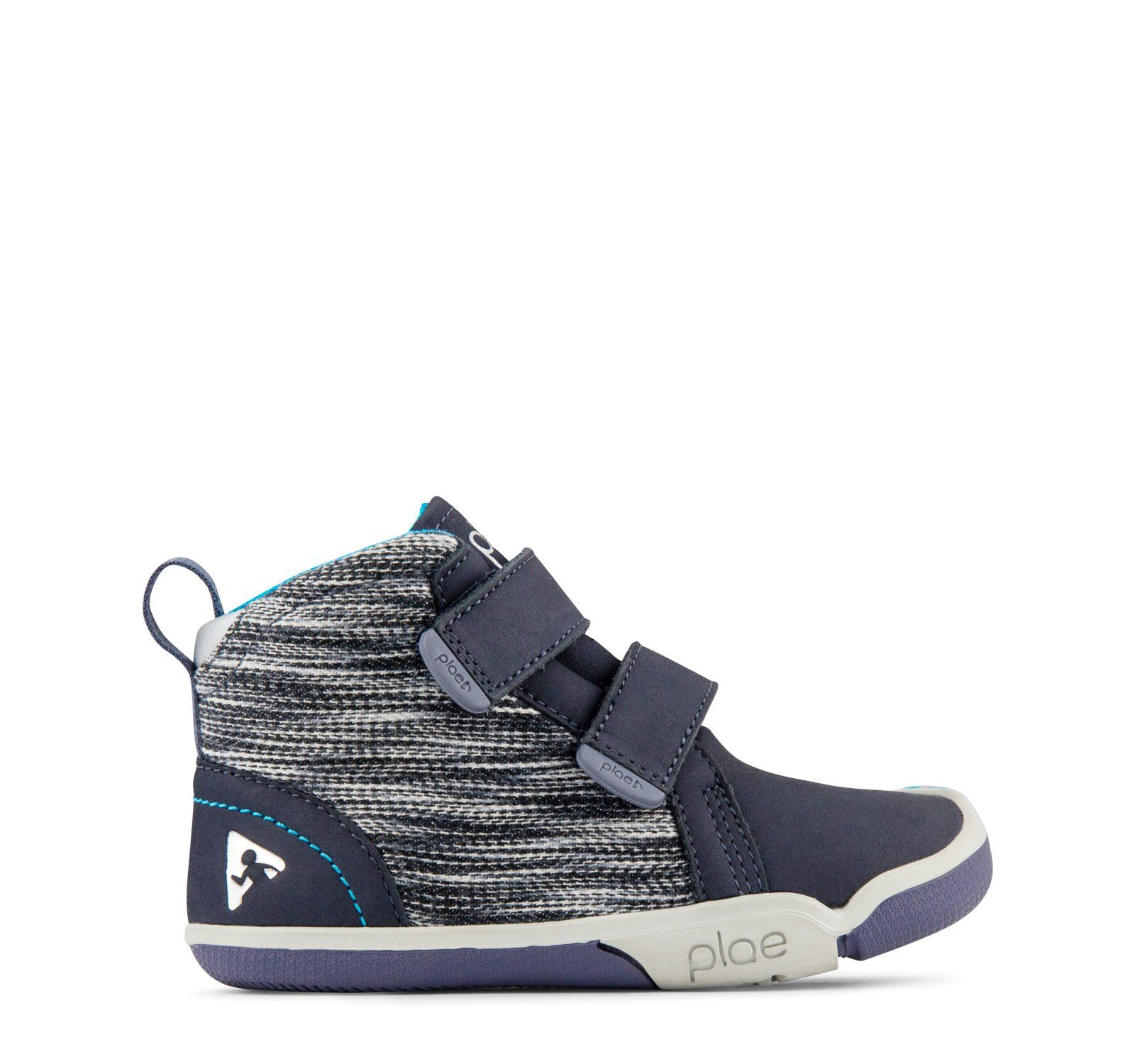 Plae Max Leather High Top Sneaker