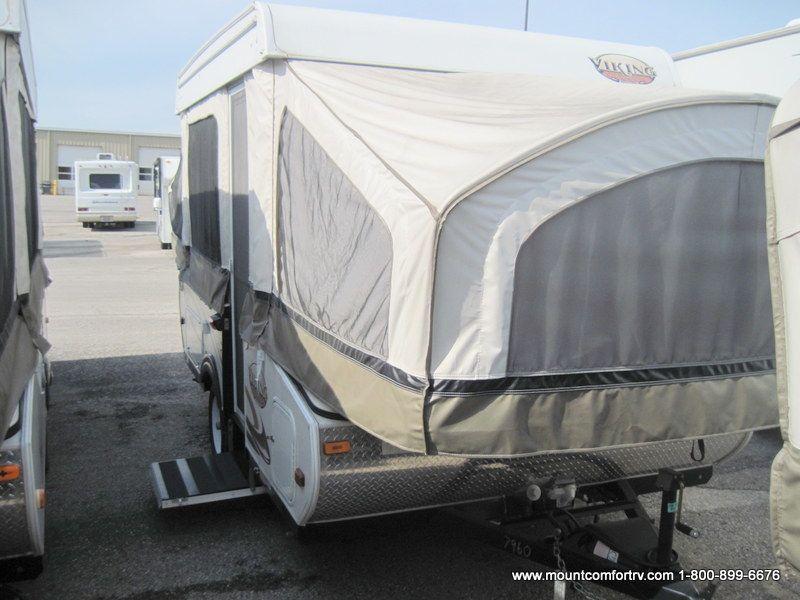 2013 Coachmen Viking Camping 2108st Viking Camp Popup Camper