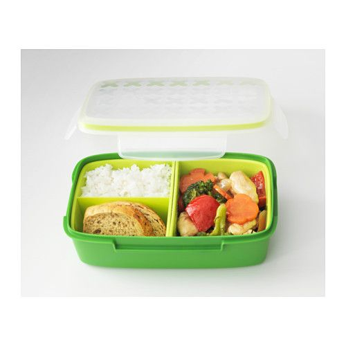 festm ltid lunchbox 22x14x7 cm ikea ikea pinterest bento fruit en glutenvrij. Black Bedroom Furniture Sets. Home Design Ideas