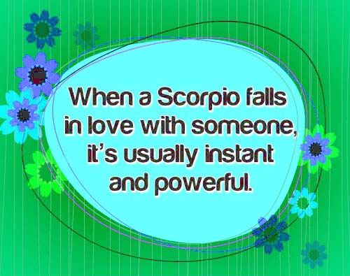 daily love horoscope for female scorpio