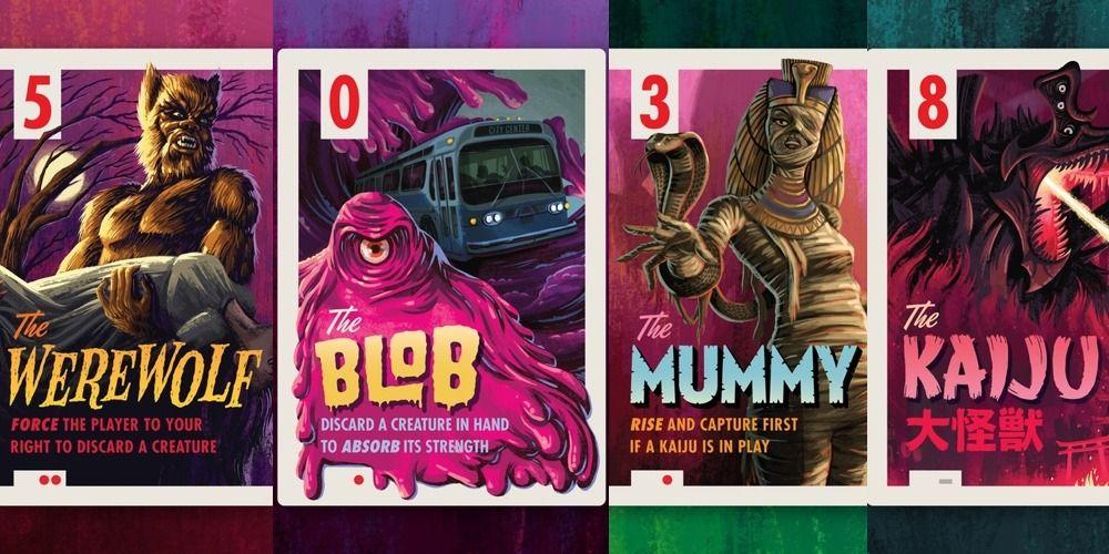 Kickstarter Tabletop Alert: 'Campy Creatures' Review (with Exclusive Card Reveal!) - https://geekdad.com/2017/03/kickstarter-tabletop-alert-campy-creatures-review-with-exclusive-card-reveal/?utm_campaign=coschedule&utm_source=pinterest&utm_medium=GeekMom&utm_content=Kickstarter%20Tabletop%20Alert%3A%20%27Campy%20Creatures%27%20Review%20%28with%20Exclusive%20Card%20Reveal%21%29