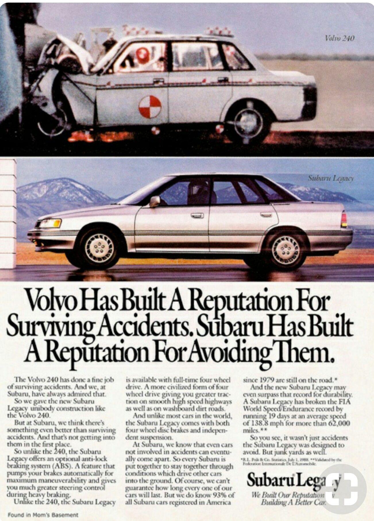 Subaru Legacy Subaru Pinterest