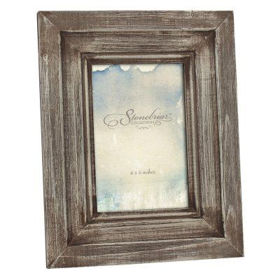 CKK Home Decor Weathered Painted 4 x 6 in. Photo Frame - SB-5375A ...