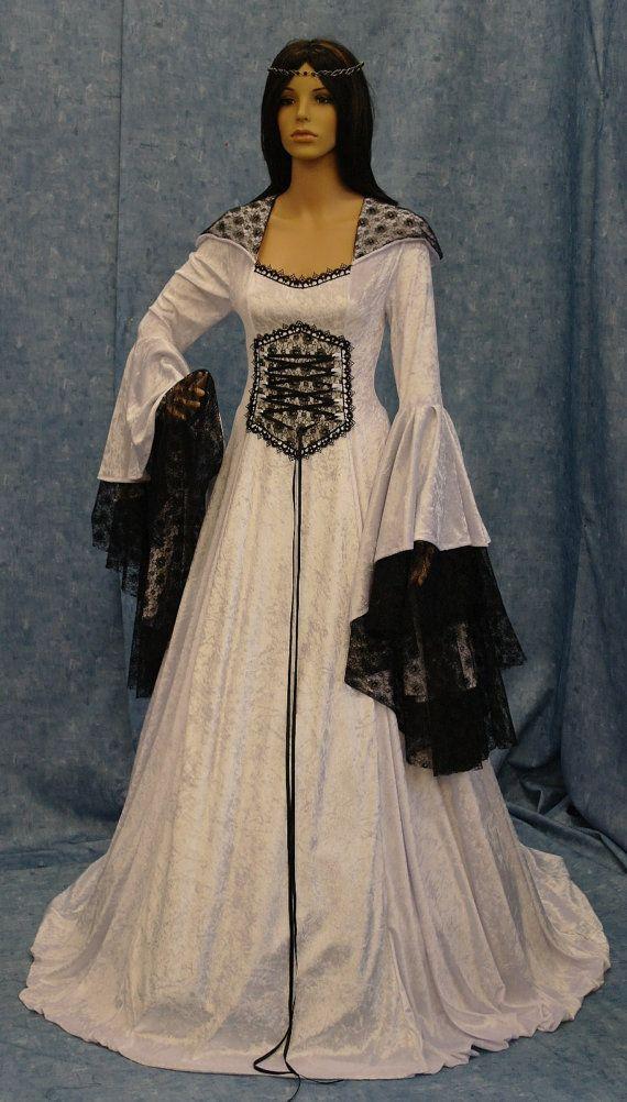 Renacimiento medieval handfasting vestido de por camelotcostumes renacimiento medieval handfasting vestido de por camelotcostumes junglespirit Gallery