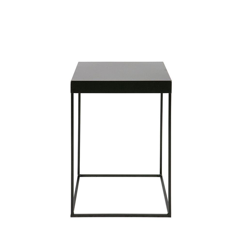 Table D Appoint Design Industriel Metal Noir Meert Table D Appoint Table D Appoint Design Table Basse Conforama