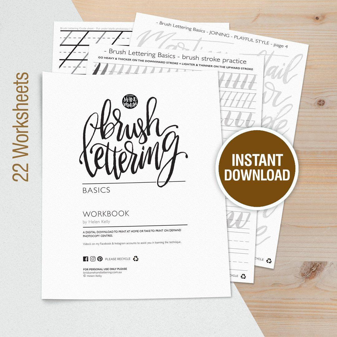 Bring My Workshop Into Your Home 22 Pages Of Printable