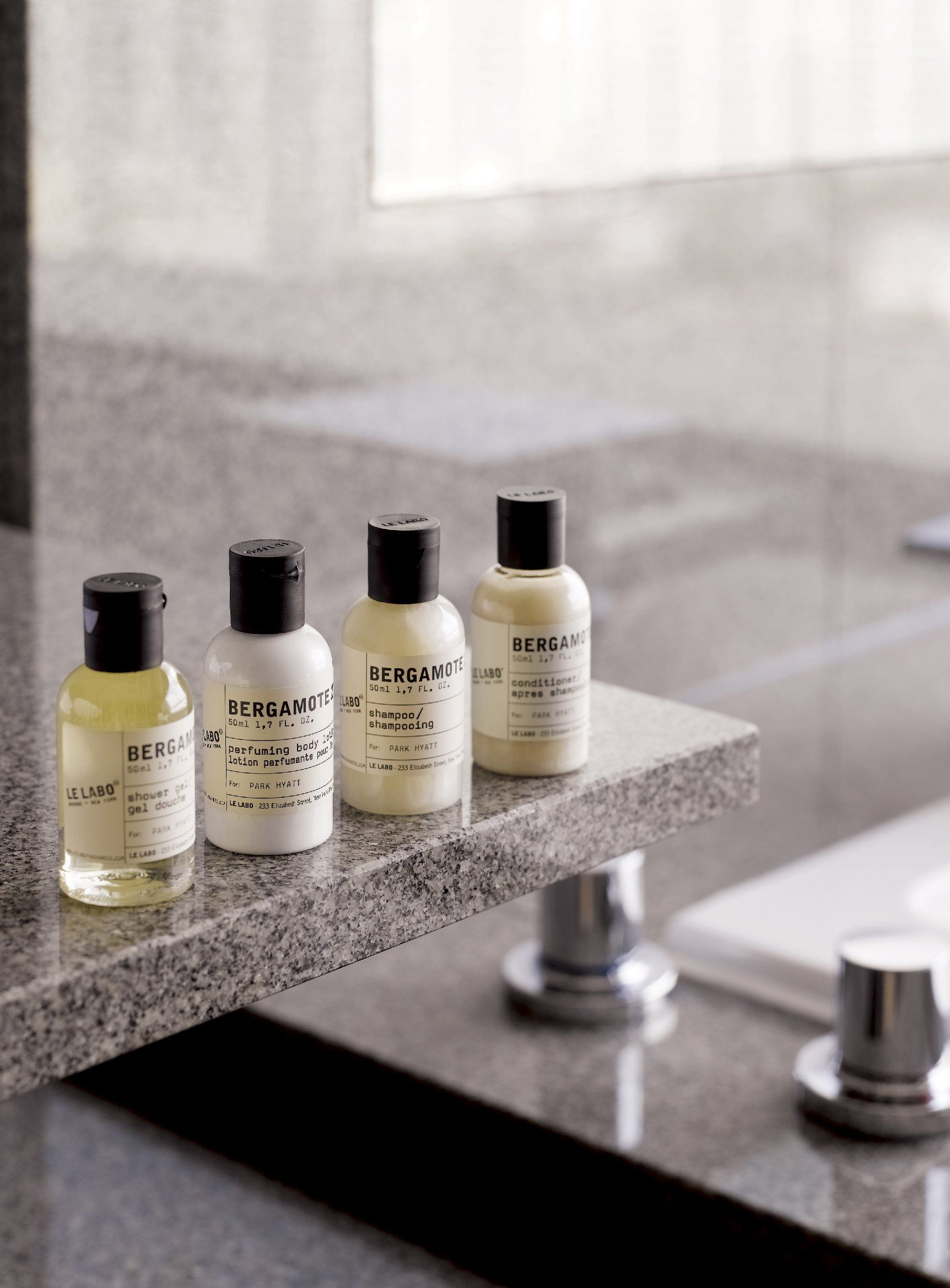 Le Labo bath amenities at Park Hyatt Busan. | Hotel ...