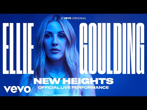 (7) Ellie Goulding - New Heights   Official Live Performance   Vevo - YouTube