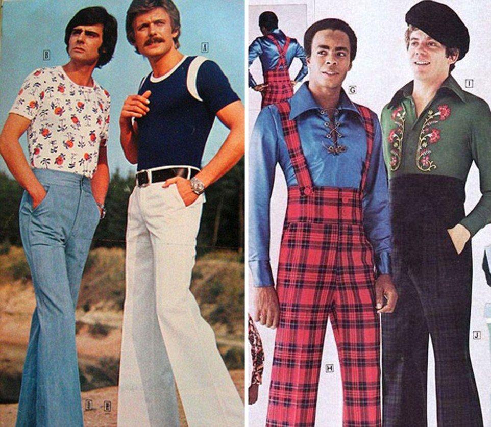 1970s clothing advertisements show decade\'s cringe-worthy fashion