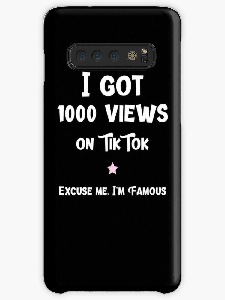 Tiktok Famous Samsung Galaxy S10 Snap By Queen And King S Case Samsung Galaxy Protective Cases