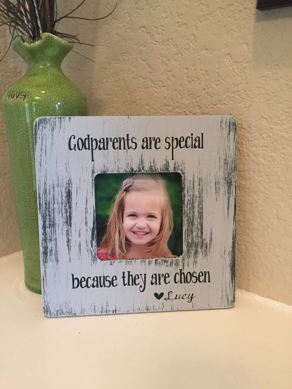 Godparents Are Special Gift Godparent Gift Photo Frames ...