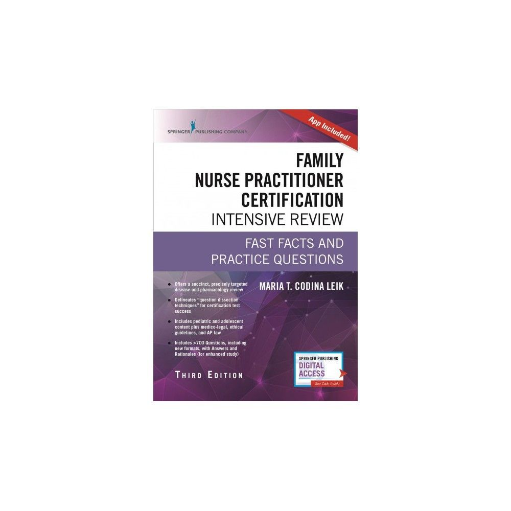 nurse practitioner certification facts target intensive fast certificate