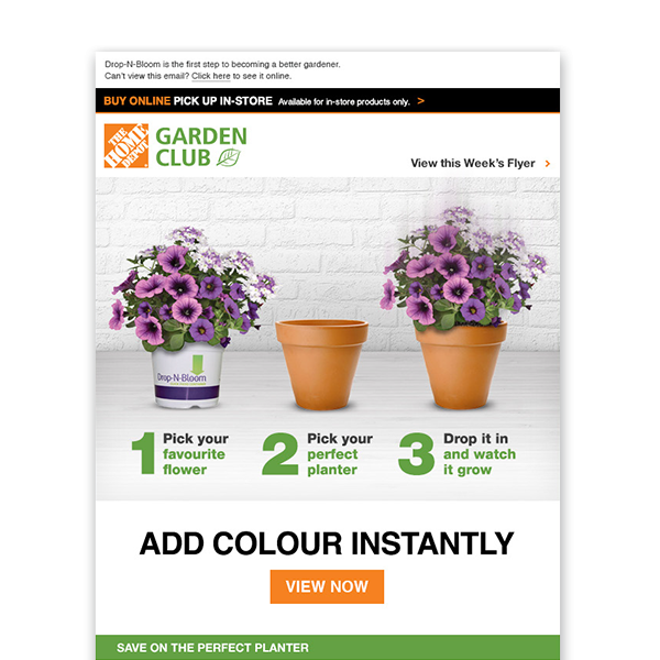 Sign Up for Home Depot Emails | The Home Depot Canada
