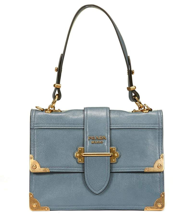 Prada Cashier Shoulder Bag  9d618df751