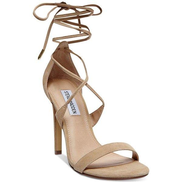 096044d5b6e Steve Madden Women's Presidnt Gilly Sandals ($99) ❤ liked on ...