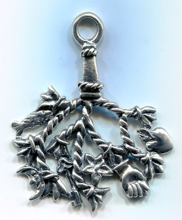 Charms & Amulets - Cimaruta ~ Also called Witch's Charm, and