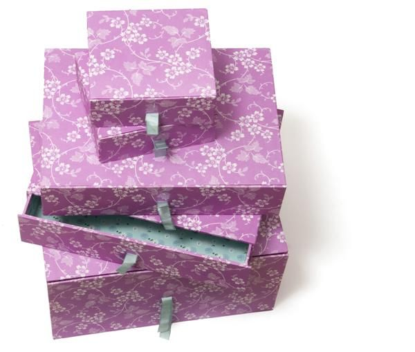 purple storage drawer from paper paper drawer paper box girly boxes girly appliances  sc 1 st  Pinterest & purple storage drawer from paper paper drawer paper box girly boxes ...