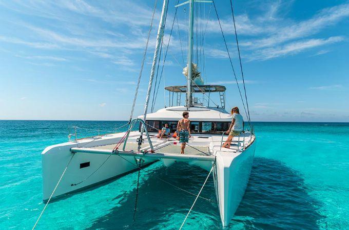 Segel katamaran innen  Katamaran | BEACH LIFE | Pinterest | Katamaran, Segelboot und Segeln