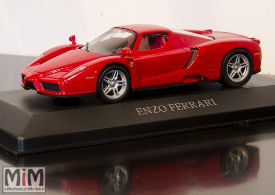 Voiture EnzoAuto Ferrari Miniature Gt Hachette Collection TPZiuXOwkl